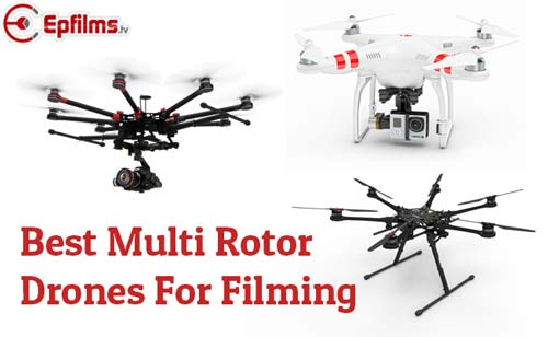 best drones & Quadcopters for Aeiral filming