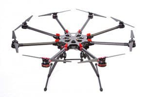 s1000 pro aerial photography