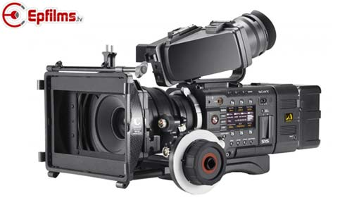 4k Camera the PMW f55