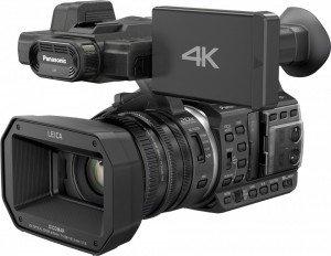 HC X1000 4k camera