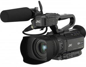 XRL 4k camcorder
