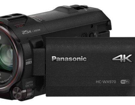 Panasonic HC WX970 4k