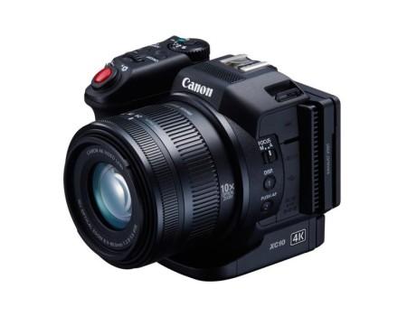canon XC 10 4k camcorder