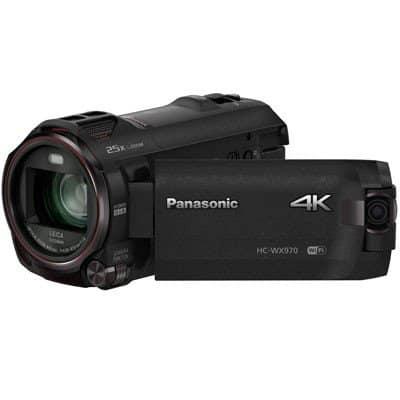 Panasonic HC-WX970 4K Camcorder