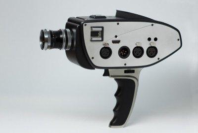 White Digital Bolex D16 RAW Video Camera