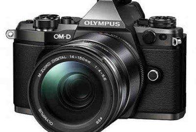 OM-D E-M5 Mark II Camera black