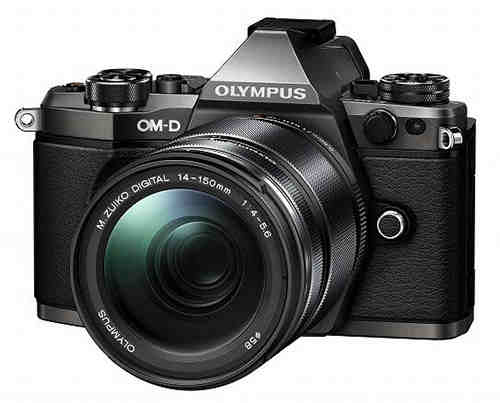 OM-D E-M5 Mark II Camera black