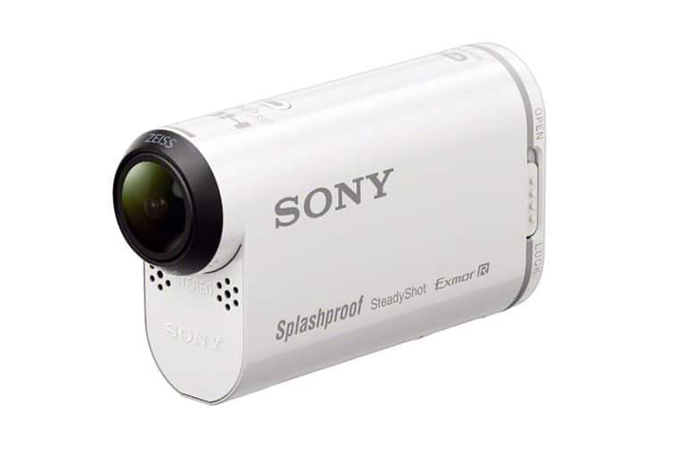 FDR-X1000V: nova câmera de ação da Sony faz gravações em 4K