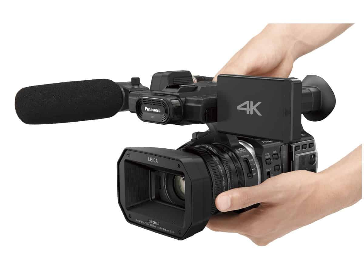 Panasonic HC-X1000 z nagrywaniem 4K - Optyczne.pl