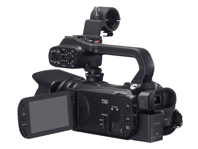 Canon XA20 Professionele camcorder