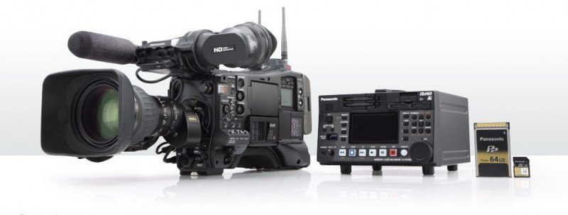Panasonic AVC-ULTRA, camcorder
