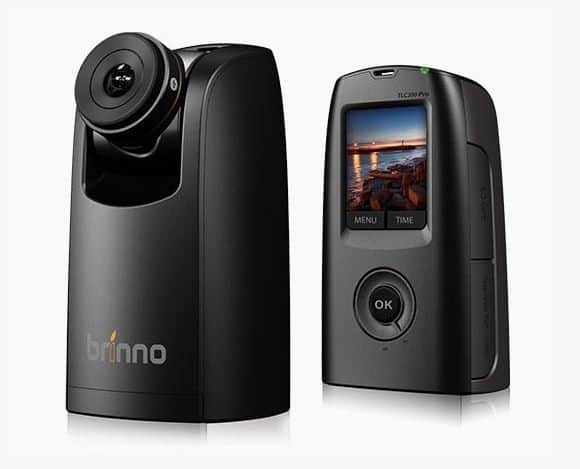 Brinno TLC200 PRO, HDR Time Lapse Camera