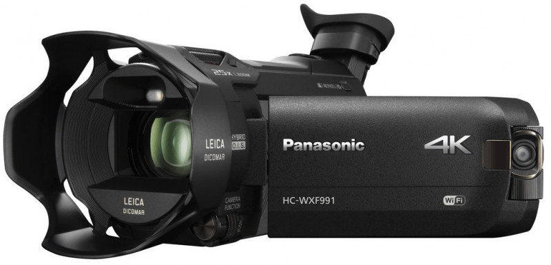 Top 10 4k Consumer Camcorders Amp Video Cameras