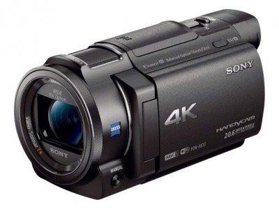 FDRAX33 camcorder