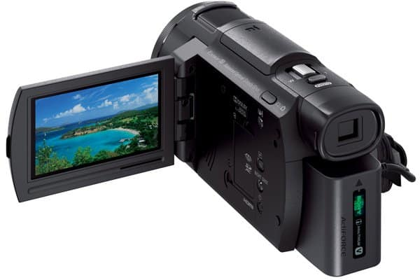 FDRAX33 4K Camcorder