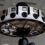 Jump's Camera Rig, GoPro Cameras