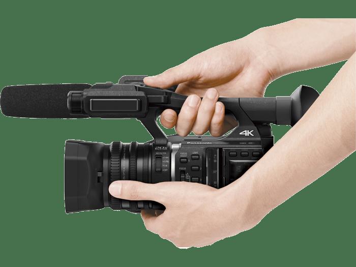 Revendeur Panasonic Lyon : Caméra Panasonic 4K HC-X1000