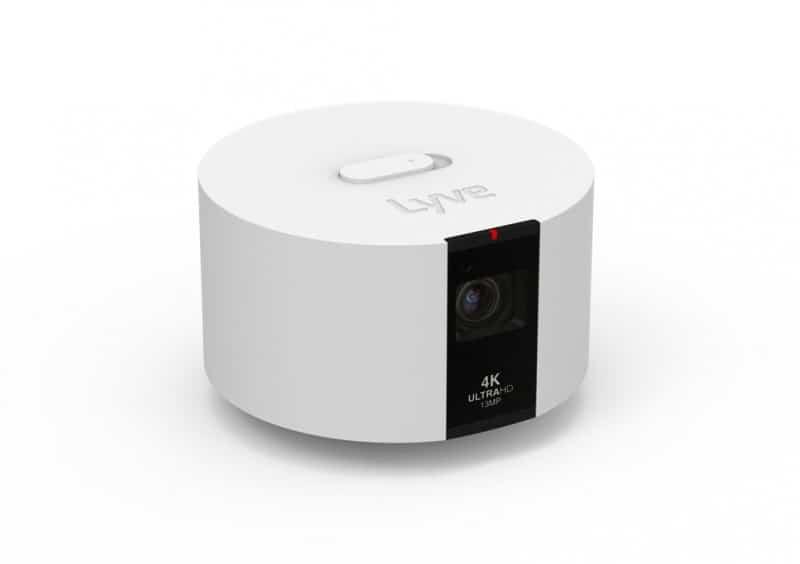 LyveCam, 4K Videos