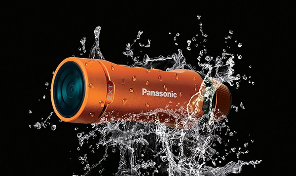 Panasonic HX-A1, action camera