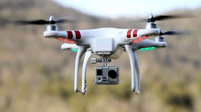 Quadcopter GoPro Camera, GoPro drone