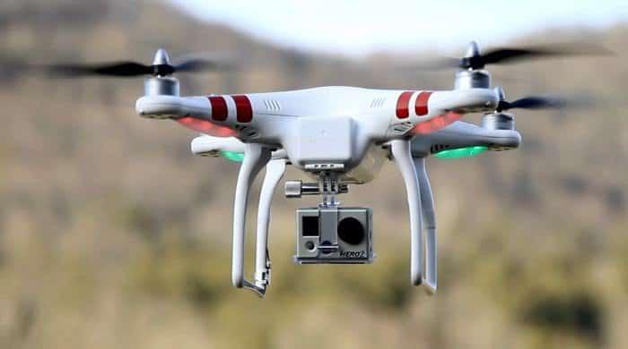 Quadcopter GoPro Camera, GoPro drone