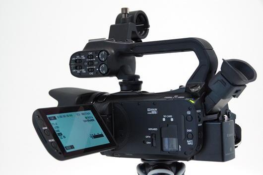 Canon XA20 / XA25