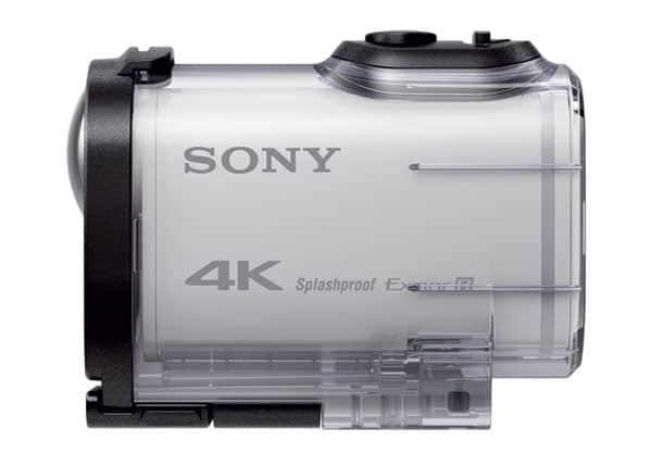 La FDR-X1000V estrena el vídeo 4K en el catálogo de cámaras de