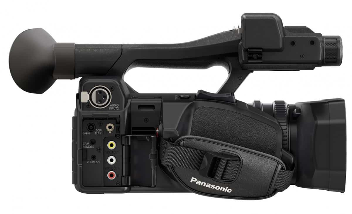 Panasonic HC-X1000, la caméra de reportage 4K