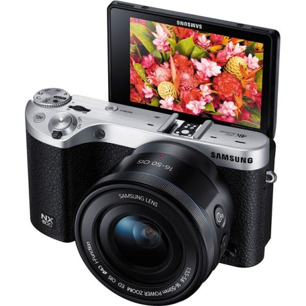 Samsung 4K camera, NX500 review, NX500 features, NX500 specs