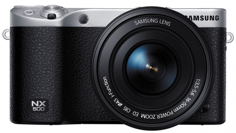 Samsung NX500, 4K camera, mirrorless digital camera,