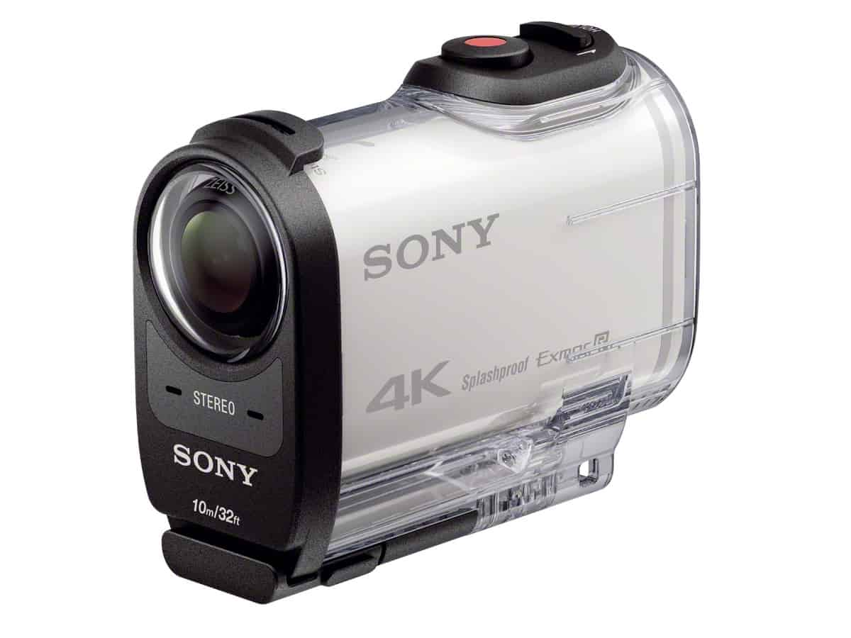 Sony Introduces New FDR-X1000V Action Cam with 4K Recording at CES
