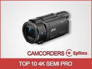 latest new 4k cameras and camcorders