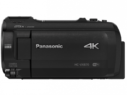 Panasonic wx870 camcorder review