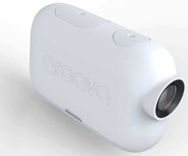 Graava camera, action camera