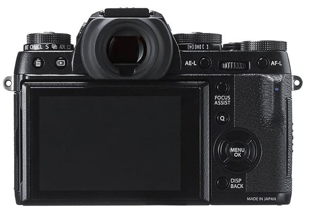 Fujifilm X-T1, X-T1 IR, mirrorless camera