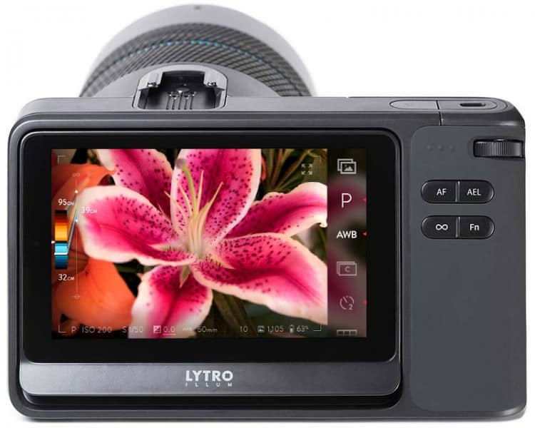 Lytro ILLUM, still camera, light-field camera