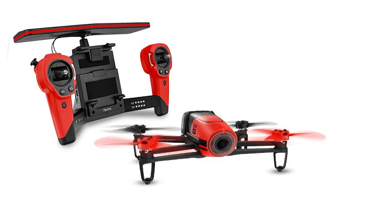 Parrot Bebop Drone, quadcopter, drone
