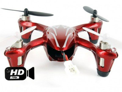 Budget Quad copter for filming as a drone