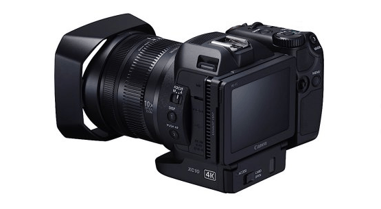 Canon XC10, 4K Professional Camcorder, ProCamcorder