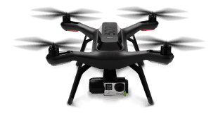 3DR SOLO Quadcopter Add Your Own 4k Action Camera