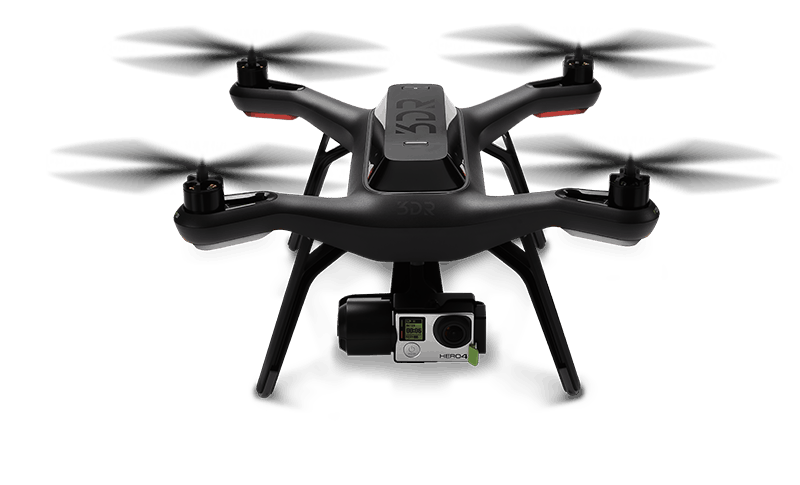 3DR Solo Quadcopter Review