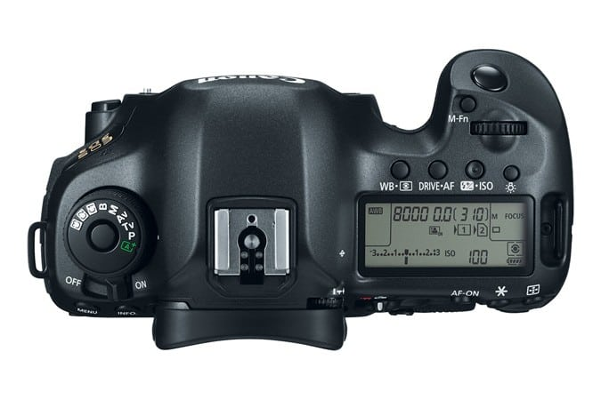 EOS 5DS and EOS 5DS R, full-frame CMOS, 50.6 megapixel camera