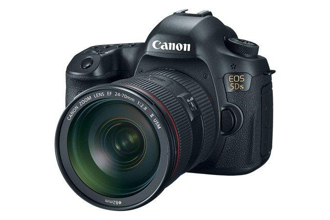 Canon EOS 5DS, 50.6 megapixel, Canon DSLR Camera