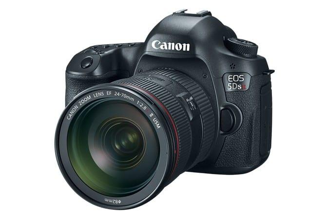 Canon EOS 5DS R, 50.6 megapixel DSLR, DSLR camera, Canon DSLR