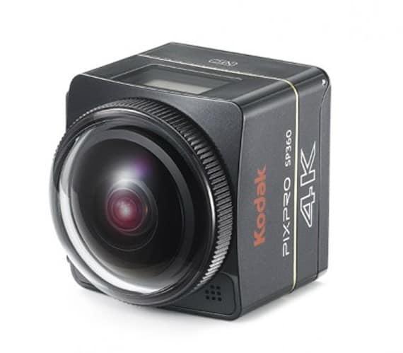 Kodak PixPro SP360 4K, Kodak Action Camera, Kodak 4k Camera