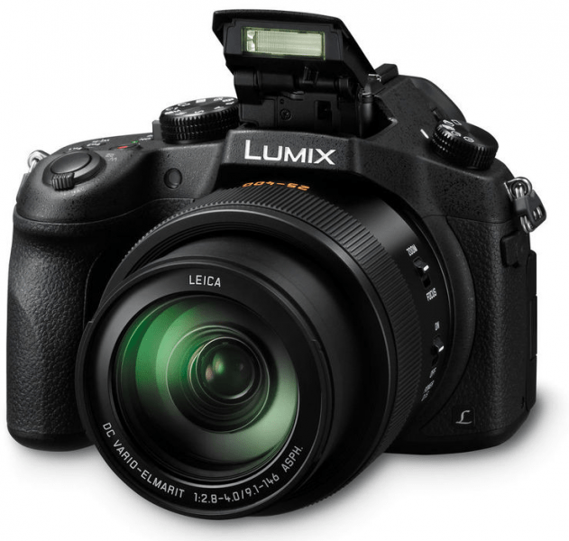 Panasonic FZ1000 4K, 4K video, UHD video recording, 4K digital cameras