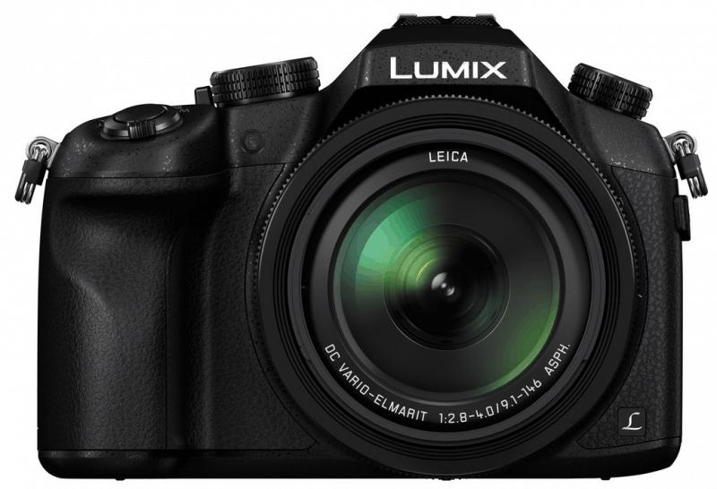Panasonic Lumix DMC-FZ1000, Panasonic 4K cameras, 4K DSLR