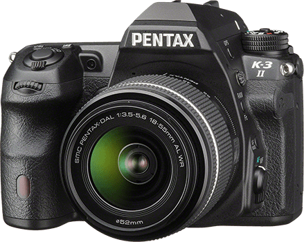 Pentax K-3 II review, Pentax camera review, Pentax DSLR review
