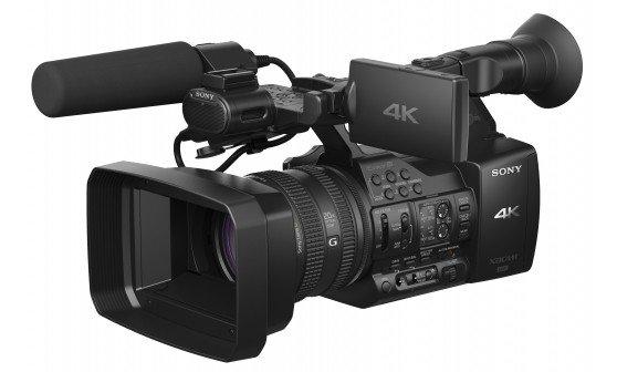 Sony cameras in 4K