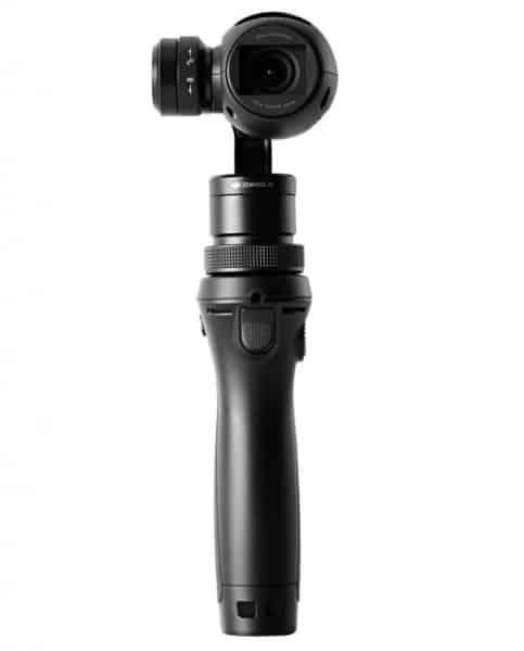 360° panoramas, panorama mode, DJI Osmo camera,